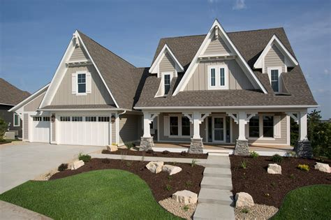 custom home exteriors custom home builders new home