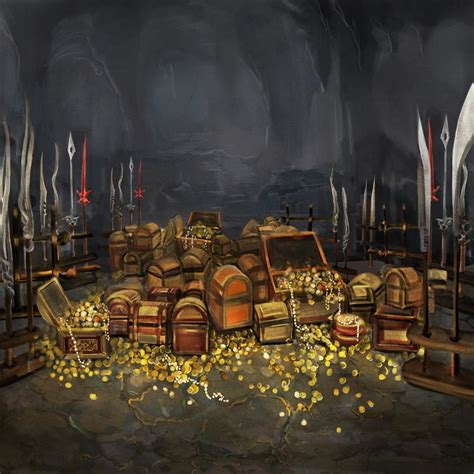 Room Treasures by Treasure Room Dungeon Inquisitor Wiki