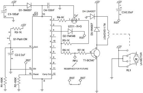 12 volt linear actuator wiring diagram stepper motor