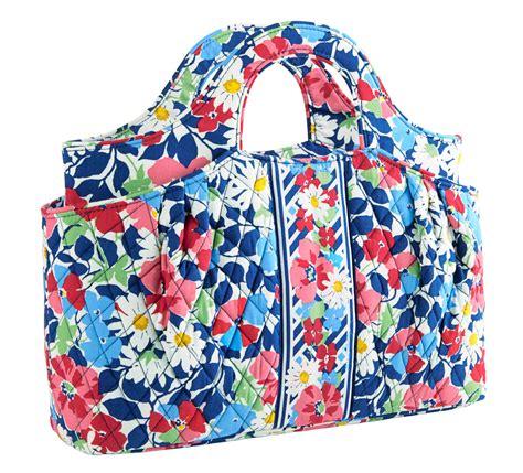 Vera Bradley Summer Cottage by Vera Bradley Weekend Deals Laptop Backpack Messenger