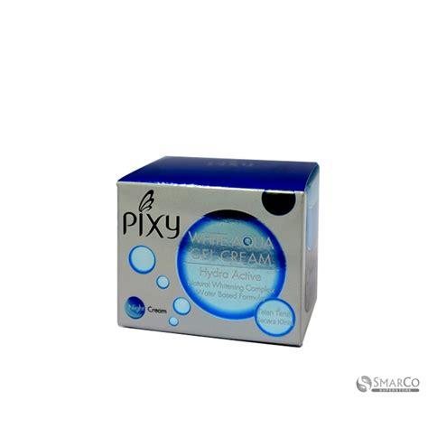 Grosir Bedak Pixy detil produk pixy white aqua gel 18 gr