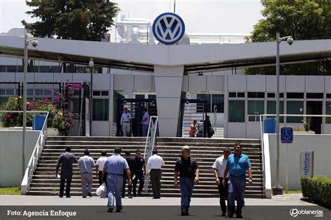volkswagen puebla volkswagen propone nuevo sistema de flexibilidad de