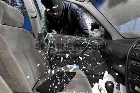 Korban Modus dokter jadi korban pencurian modus pecah kaca mobil