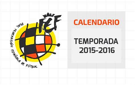 Calendario De Primera Descarga Aqu 237 El Calendario De Primera Divisi 243 N