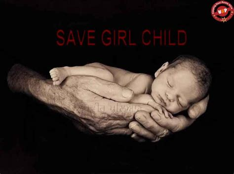 0008126186 the girl who saved the national girl child day no girl no world du beat