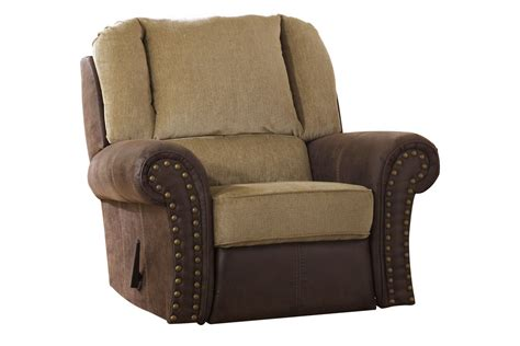 white rocker recliner vandive chenille rocker recliner at gardner white