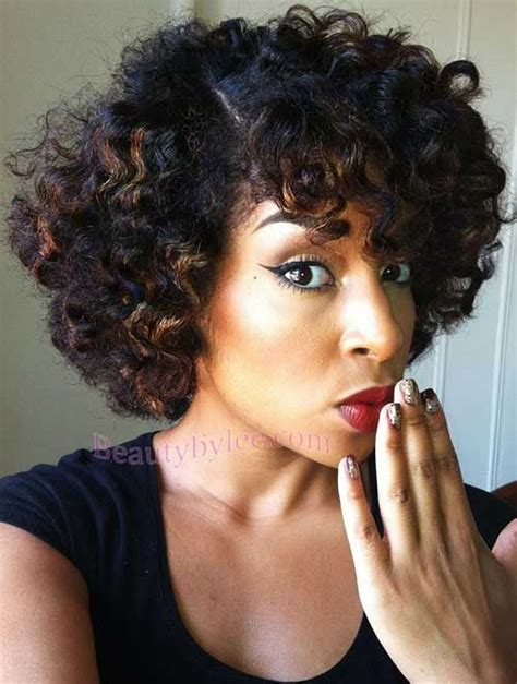 afro easy hairstyles 20 short curly afro hairstyles the best short hairstyles