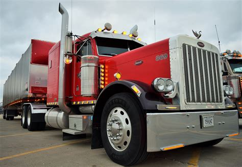 peterbilt 379 cab lights video ted bowers 2005 peterbilt 379 stretched and