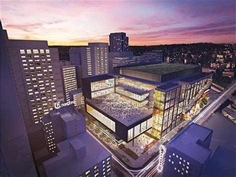 Washington State Convention Center Plans New Additional