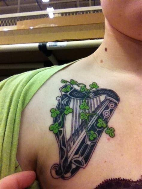 tattoo equipment ireland related keywords suggestions for irish harp tattoo