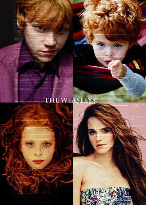 Hermione Granger Weasley by Rupelover The Weasleys Weasley Hugo Weasley