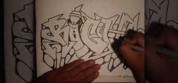 how to draw a name in graffiti tag with wizard 171 graffiti