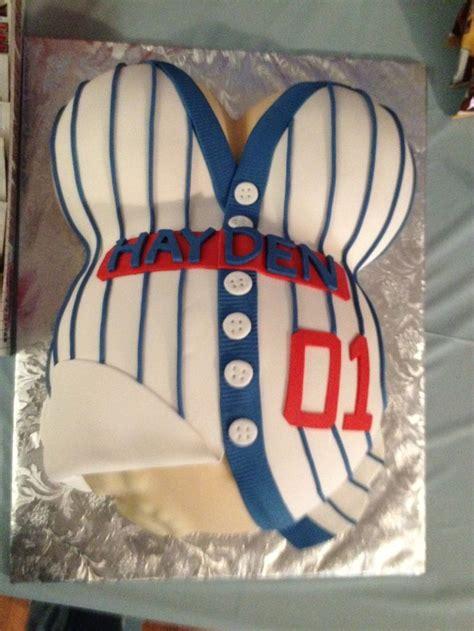 Baseball Baby Shower Cakes by Pin Baseball Baby Shower Cake Cake On