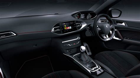 peugeot 308 interior peugeot 308 discover the compact 5 door by peugeot