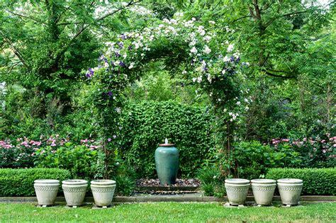 garden gate landscape design 8