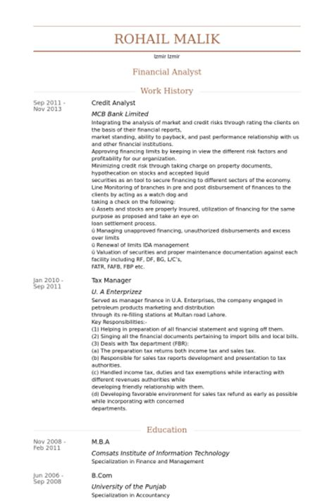 credit analyst resume sle credit analyst resume printable planner template