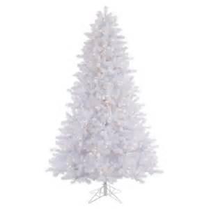 White Pre Lit Tree Walmart