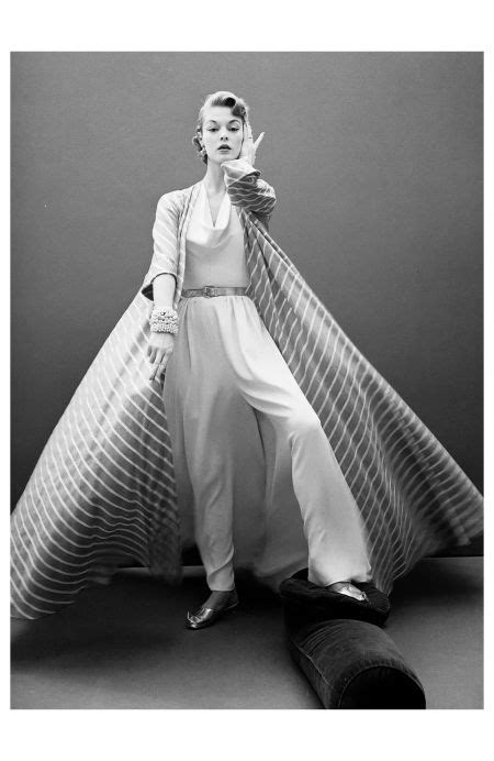 Jean Patchett, c.1955 | 1950s | Fashion, Vintage fashion