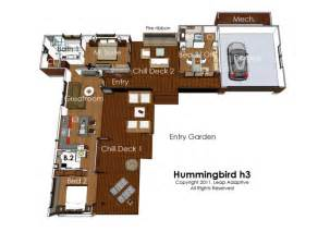 Hummingbird H3 House Plans by New Green Building Design Leap Adaptive Hummingbird H3