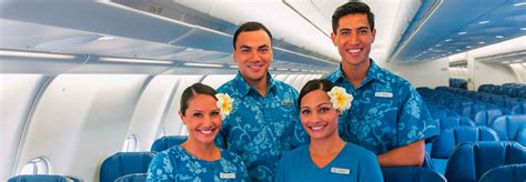 Flight Attendant Hawaii by 5 Selling Points Of A Hawaiian Airlines Flight Travelage West