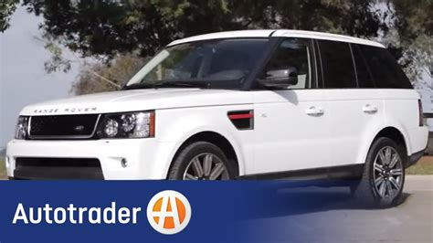 land rover range rover sport suv  car review