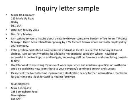Inquiry Letter About Application Status Mendicant Orders In The World Thematic Essay Letter For Enquiry Affordable Price