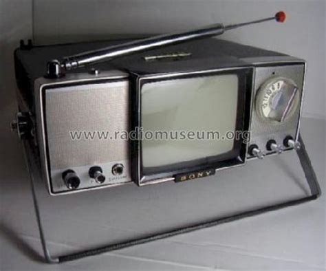 transistor tv micro tv transistor television receiver television sony corp