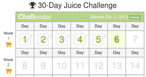 30 Day Juice Detox Plan by 30 Day Juice Challenge Juice Recipes