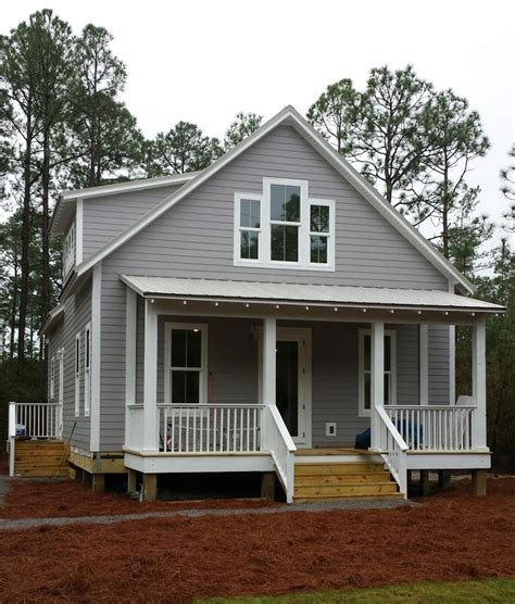 prefab house greenbriar modular home santa rosa beach florida custom