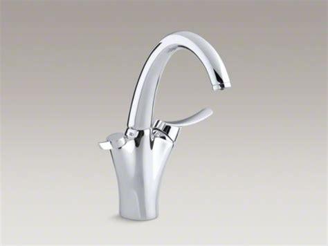 kohler carafe r filtered water kitchen sink faucet