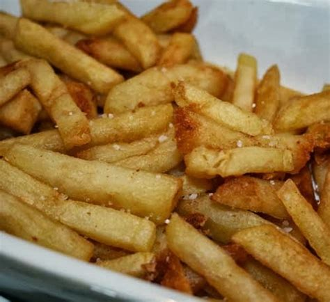 simple homemade fries can be fun food fun and happiness