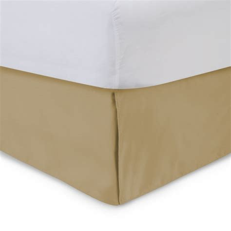 tailored bed skirt harmony lane classic tailored bed skirt shopbedding com