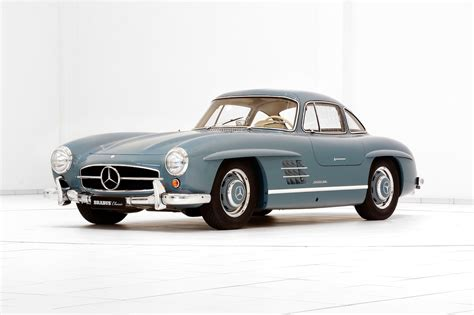 mercedes benz classic brabus promotes classic services with restored mercedes