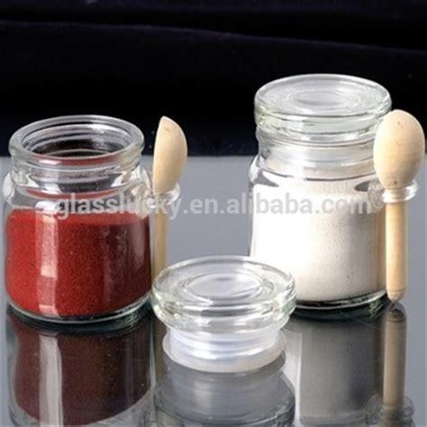 Spice Jar With Spoon Glass Spice Jar With Spoon Glass Spice Jar With Lids Buy