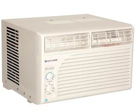 5000 Btu Air Conditioner Room Size by Cool Living 5 000 Btu 9 7 Eer 115v Window Mount Room Air