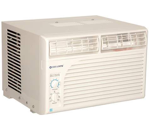 5000 btu air conditioner room size cool living 5 000 btu 9 7 eer 115v window mount room air conditioner ac unit ebay