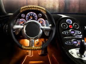 mansory bugatti veyron linea vincero d oro 2010 interior