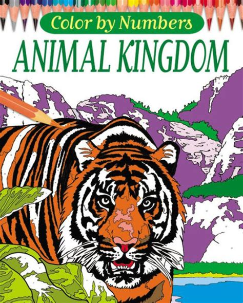 Free Barnes And Noble Gift Card Number - color by numbers animal kingdom by martin sanders arpad olbey paperback barnes