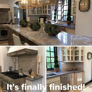 tamra judge house rhoc s tamra judge keeps up with her squad as she shows off kitchen renovation daily