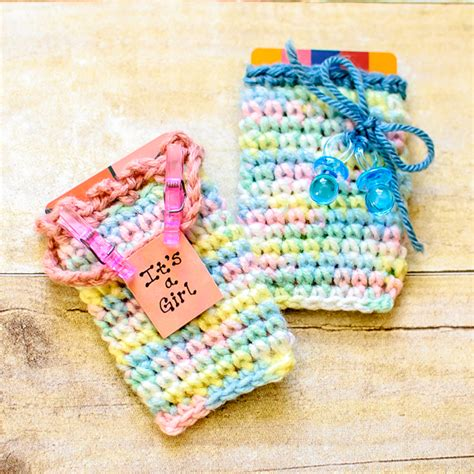 pattern gifts crochet gift card holder pattern petals to picots
