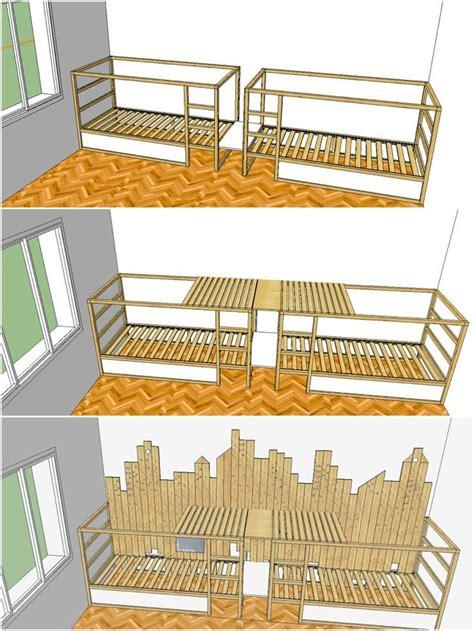 triple bunk bed ikea best 25 triple bunk bed ikea ideas on pinterest triple