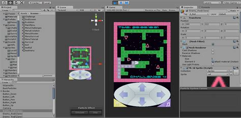 unity tutorial interface using unity to make 2d games the interface tutorial