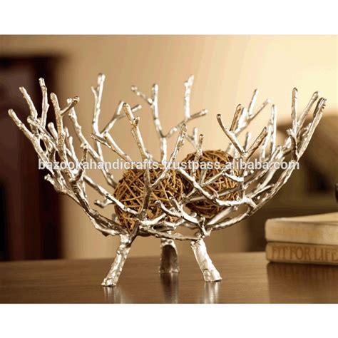 Decorative Floral Arrangements Home Decorative Fruit Bowl Decor Lakaysports Com White