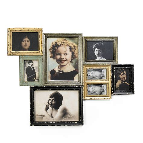 vintage style multi wall frame by bell amp blue