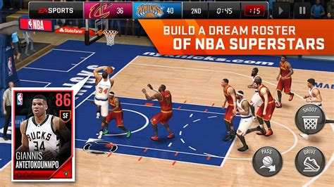 nba mobile nba live mobile basketball android apps on play