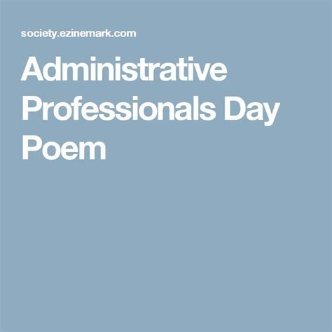 25 best ideas about administrative day on