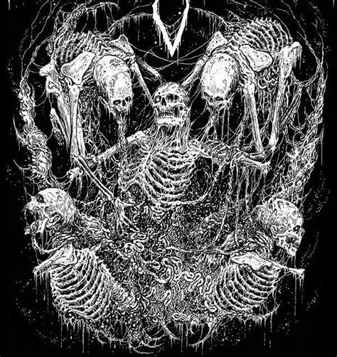 Kaos Dying Fetus Df 05 riddick ink craft