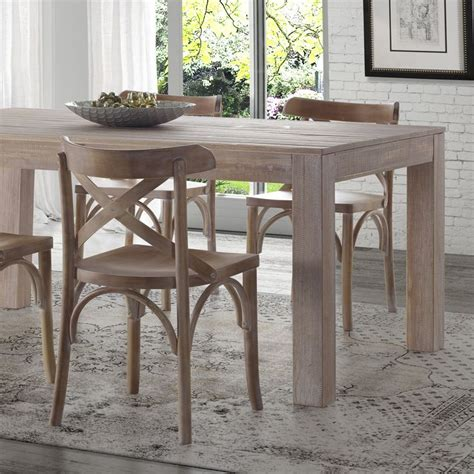solid wood dining room table and chairs montauk solid wood dining table projects dining room