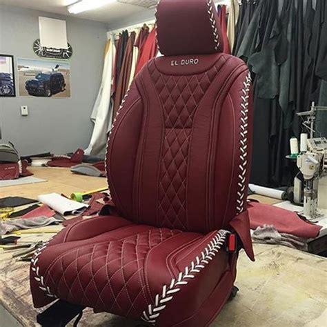 car upholstery stitching car auto seats diamond stitch pattern baseball custom