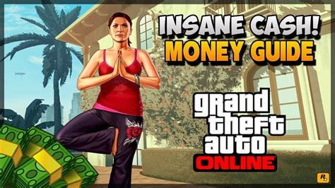 How To Make Easy Money On Gta Online - gta 5 how to make money online easy money making in gta 5 online gta v youtube